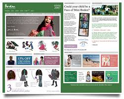 fashion newsletters