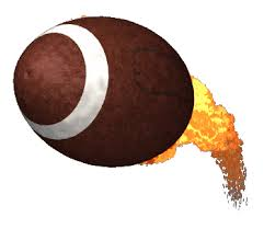 animated football picture