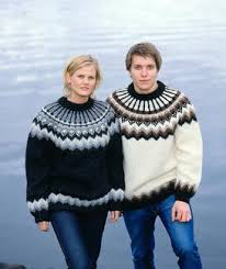 iceland wool sweater