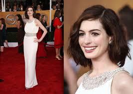 celebrity white dresses