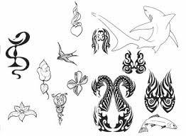 desene cu tatuaje