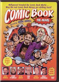 comic book the movie