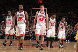 new york knicks players