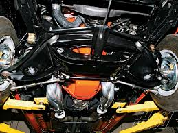 camaro suspension