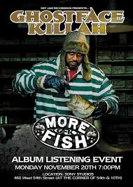 Ghostface Killah - More Fish [Clean]