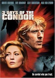 3 days of the condor dvd