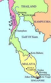 peninsula thailand