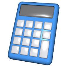 icons calculator