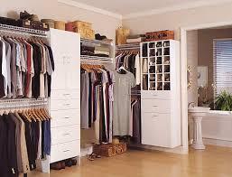 organization closets
