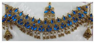 belly dance jewellery