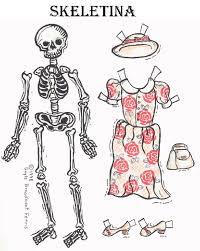 bones worksheets