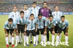 la seleccion argentina de futbol