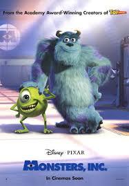 monster inc movies