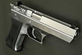 baby eagle handgun