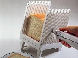 bread slicing
