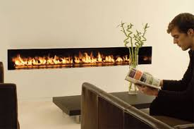 burner fireplace