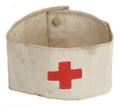 red cross armband