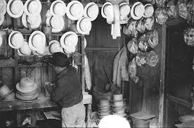 fabrica de sombreros
