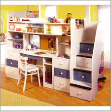 bunkbeds with stairs