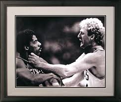 larry bird julius erving