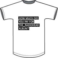 t shirts radiohead
