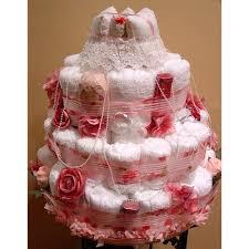 bridal towel cakes