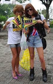 fan fashion