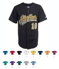 blank baseball shirt