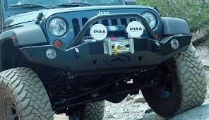 jeep jk bumpers
