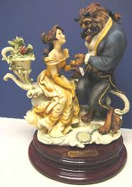 beauty and the beast collectables