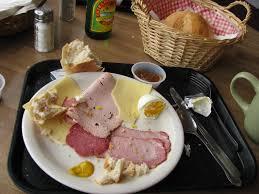 german breakfast food