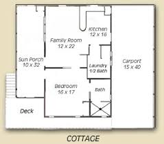 small cottage building plans