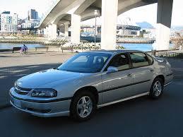 chevy impala 2003