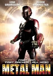 metal man dvd