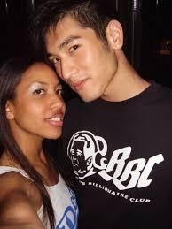 asian men and black women