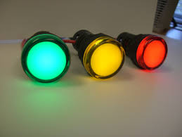 led indicator lamps