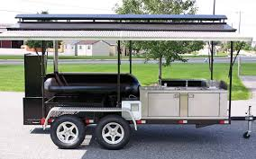 barbecue trailers
