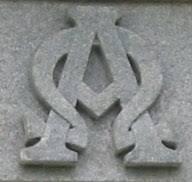 alpha omega symbols