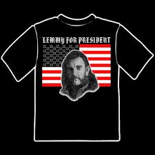 lemmy t shirt