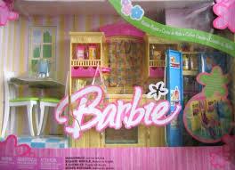 barbie kitchen playset