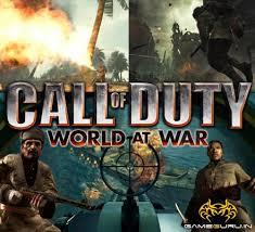 call duty world at war