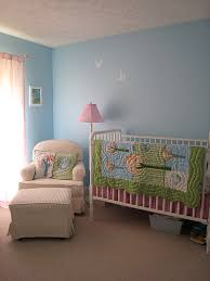 pottery barn baby rooms