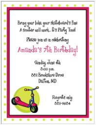 picture birthday invites
