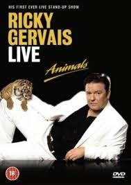 ricky gervais animals