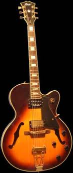 cort jazz guitar