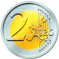 2 euromunten