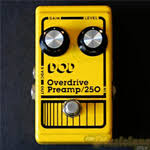 dod overdrive preamp