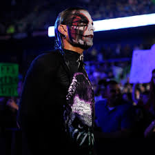 jeff hardy paint face
