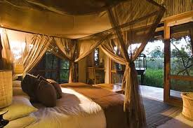 african safari lodge
