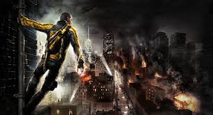infamous videogame